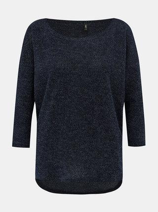 Tmavě modrý basic svetr ONLY Alba