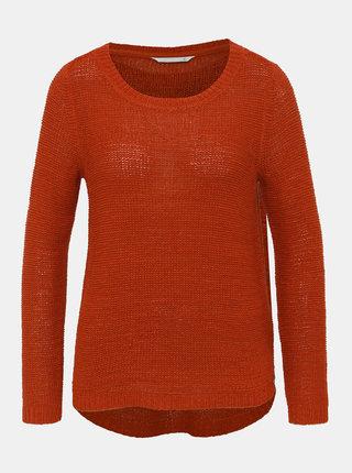 Tehlový sveter ONLY Geena