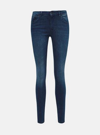 Modré skinny fit shape up rifle ONLY Carmen