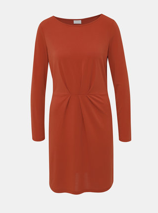 Tehlové šaty VILA Classy