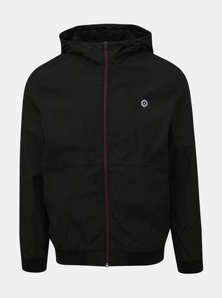 Černá voděodpudivá bunda Jack & Jones Alu