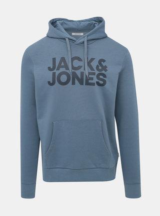 Modrá mikina Jack & Jones Corp