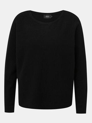 Čierny sveter ONLY Leah