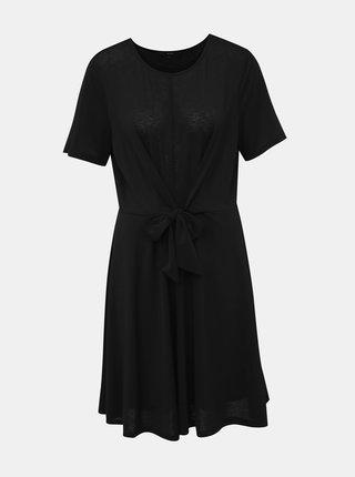 Černé šaty VERO MODA Cira