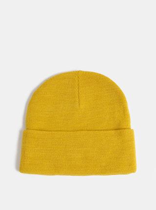 Žlutá čepice VERO MODA Mara