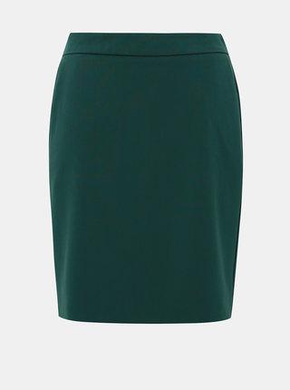 Zelená sukňa VERO MODA Cissy