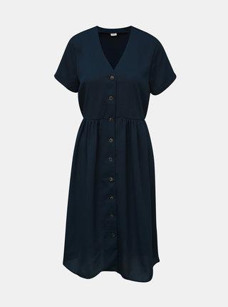 Tmavě modré šaty Jacqueline de Yong Molly