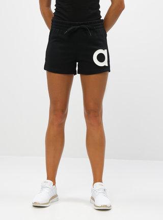 Čierne dámske kraťasy adidas CORE