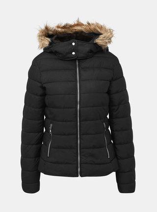 Černá dámská zimní bunda Alcott