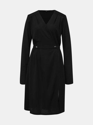Čierne šaty VERO MODA Cam