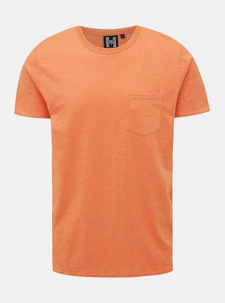 Oranžové pánské tričko Haily´s Abel