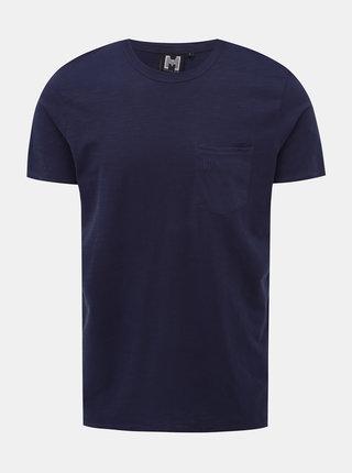 Tmavě modré pánské tričko Haily´s Abel