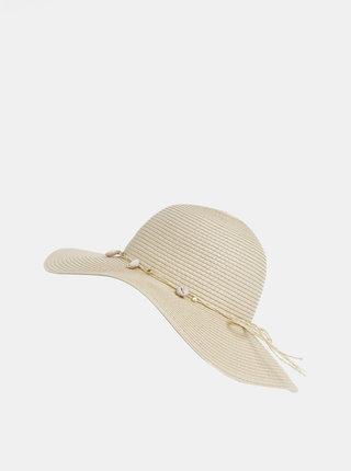 Béžový klobouk TALLY WEiJL
