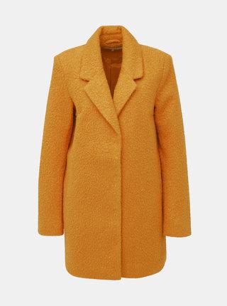 Oranžový kabát VILA Jessi