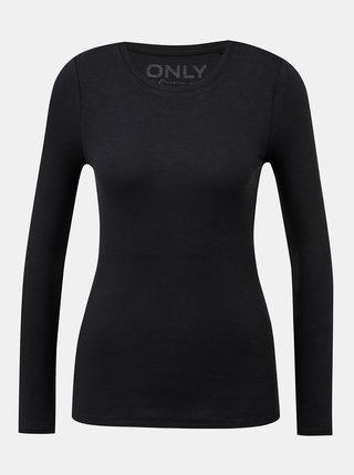 Tmavě šedé tričko ONLY Veronika