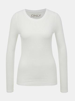 Bílé tričko ONLY Veronika