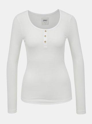 Biele tričko ONLY Veronika