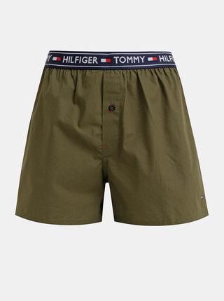 Khaki pánské trenýrky Tommy Hilfiger