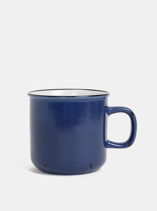 Tmavě modrý hrnek Dakls