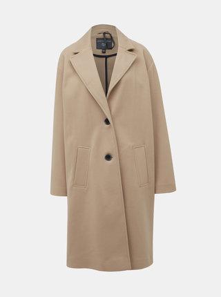 Béžový ľahký kabát Dorothy Perkins Tall