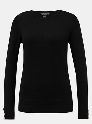 Čierny sveter Dorothy Perkins Tall
