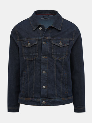 Tmavě modrá džínová bunda Shine Original