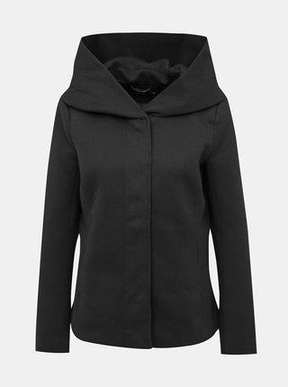 Černý krátký kabát ONLY Sedona