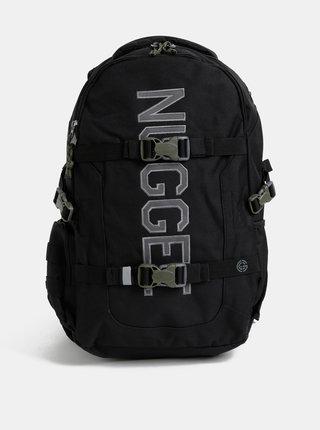 Čierny batoh NUGGET Arbiter 30 l