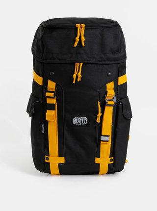 Černý batoh Meatfly Scintilla 2 30 l