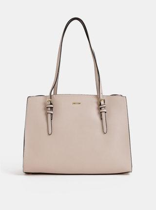 Béžová kabelka Gionni Falaise