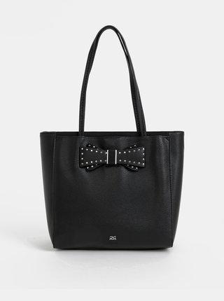 Čierna kabelka s mašľou Gionni Colmar