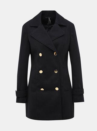 Tmavě modrý kabát Dorothy Perkins