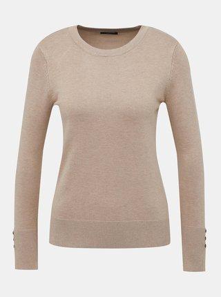Béžový sveter M&Co
