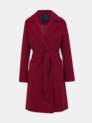 Červený kabát Dorothy Perkins