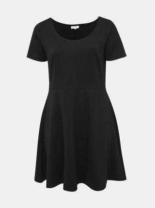 Černé šaty ONLY CARMAKOMA Favorite
