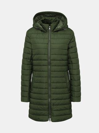 Zelený prošívaný kabát ZOOT