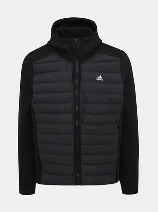 Čierna pánska bunda adidas Performance