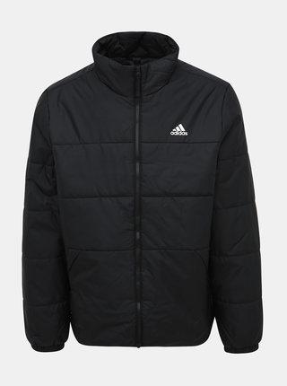 Čierna pánska zimná bunda adidas Performance