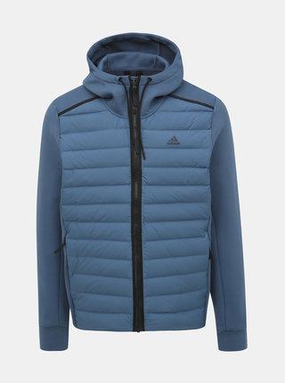 Modrá pánská bunda adidas Performance