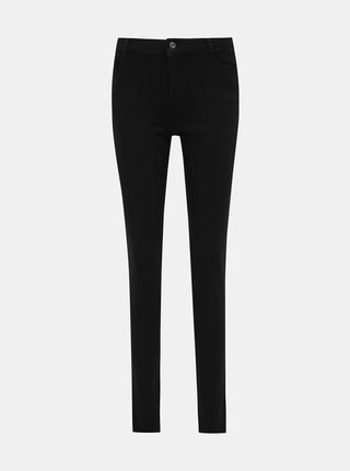 Černé skinny fit džíny Dorothy Perkins Tall Ellis