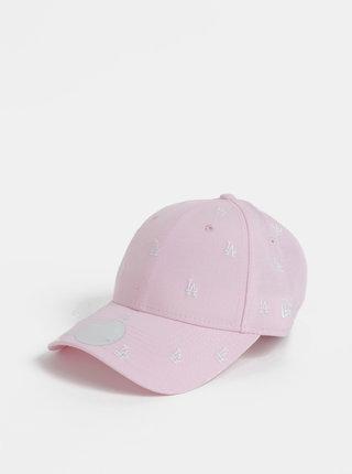 Růžová dámská kšiltovka New Era 9FORTY