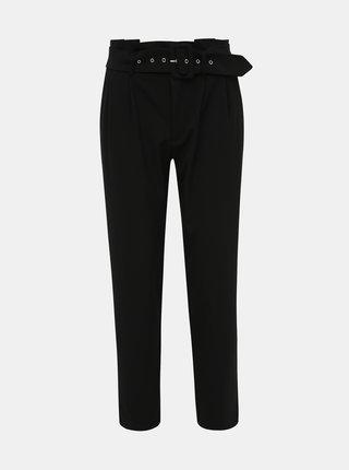 Čierne nohavice ONLY Rossy