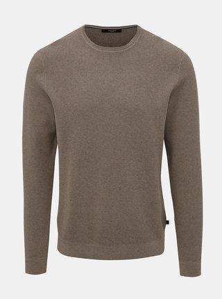Béžový basic svetr Jack & Jones York