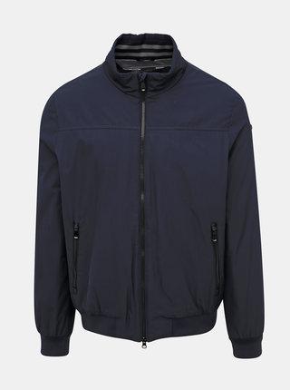 Tmavě modrá pánská funkční bunda Geox Vincit