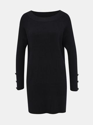 Černý dlouhý svetr ONLY Adalyn