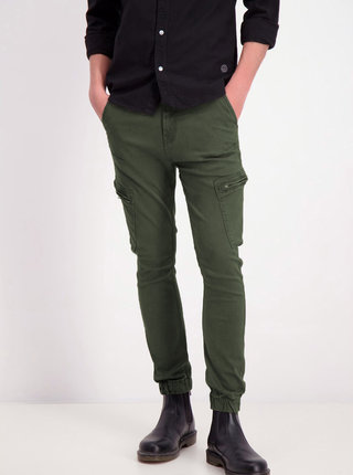 Zelené kalhoty Shine Original