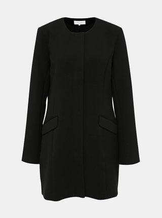 Čierny kabát VILA Pure