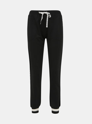 Čierne tepláky DKNY