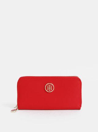 Červená dámská peněženka Tommy Hilfiger Poppy