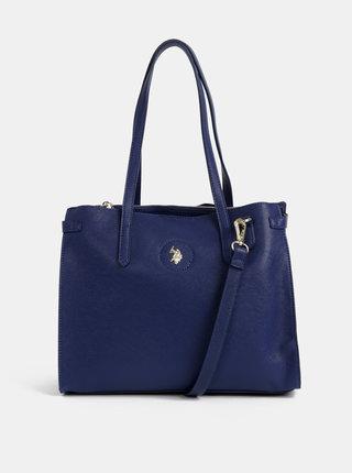 Modrá kabelka U.S. Polo Assn.